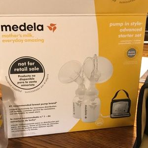 Medela pump in style advanced stater set
